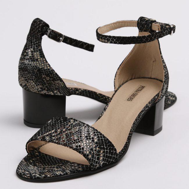 sandale piele naturala lorafashion